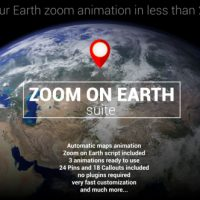 Videohive – Zoom On Earth Suite 19305527 – Free Download
