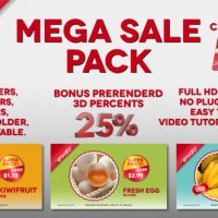 VIDEOHIVE MEGA SALE PACK FREE DOWNLOAD