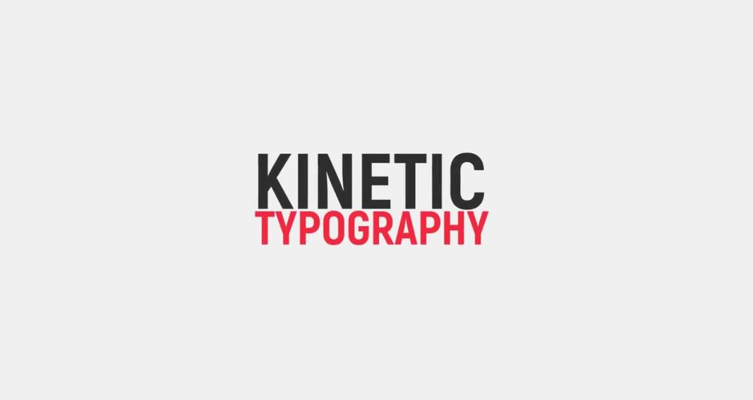 Kinetic Typography Video Effects amp Stock Videos from VideoHive