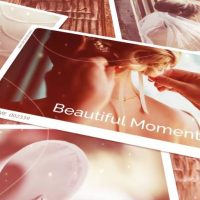 Wedding Moments After Effects Templates