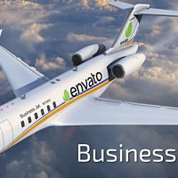 BUSINESS JET – VIDEOHIVE FREE DOWNLOAD