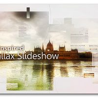 VIDEOHIVE INSPIRED PARALLAX SLIDESHOW 19195728