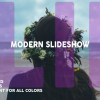Videohive – Modern Dynamic Slideshow 19572543 – Free Download
