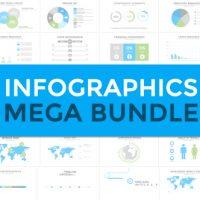 Videohive – Infographics Mega Bundle – 19185270