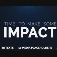 VIDEOHIVE CINEMATIC TYPO INTRO FREE DOWNLOAD