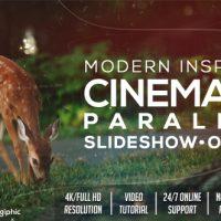 VIDEOHIVE MODERN INSPIRING CINEMATIC PARALLAX SLIDESHOW OPENER