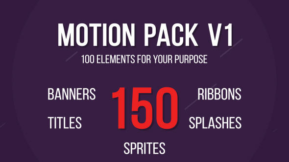 VIDEOHIVE MOTION DESIGN PACKAGE FREE DOWNLOAD - Free After