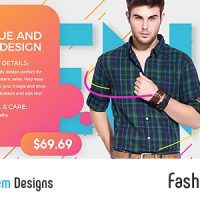 Videohive – Fashion Market – 19264626