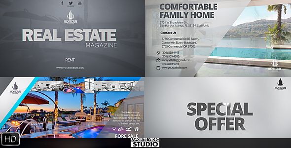 video advertising archives free after effects template videohive projects. Black Bedroom Furniture Sets. Home Design Ideas