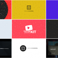 VIDEOHIVE YOUTUBE PROMO KIT FREE DOWNLOAD
