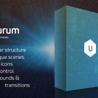 VIDEOHIVE FUTURUM PRESENTATION PACK FREE DOWNLOAD