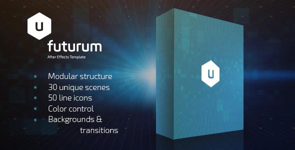 videohive futurum presentation pack free download - free after, Presentation Pack Template, Presentation templates