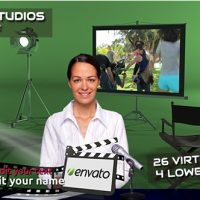 VIDEOHIVE VINTAGE STUDIO – MAKING OF