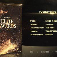 Videohive – Elite Awards Pack 19501318 – Free Download