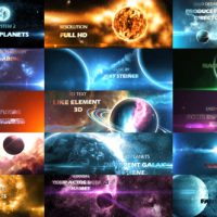 Videohive – Solar System 2 ( Fantasy Planets ) 8K 13529843 – Free Download