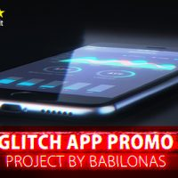 Videohive – Glitch App Promo 19532249 – Free Download