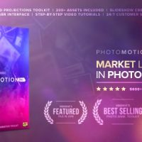 VIDEOHIVE PHOTO MOTION PRO – PROFESSIONAL 3D PHOTO ANIMATOR (UPDATED)