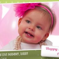 Birthday Wishes Girl – After Effects Template
