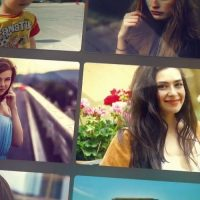 Modern Photo Slideshow – After Effects
