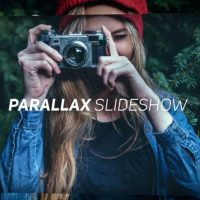 Parallax Slideshow – After Effects
