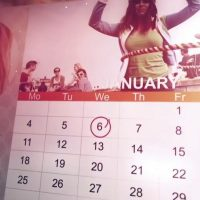 Calendar Promo After Effects Templates