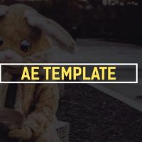 Nice Slideshow After Effects Templates
