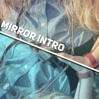 Mirror Intro After Effects Templates