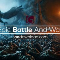Audiojungle – Epic Battle And War free Download