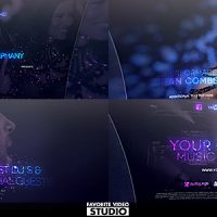 Videohive The Great Music Event 14291616