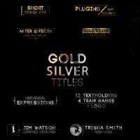 VIDEOHIVE GOLDEN TITLES V.2 FREE DOWNLOAD