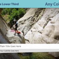 VIDEOHIVE EXTREME LOWER THIRD FREE DOWNLOAD