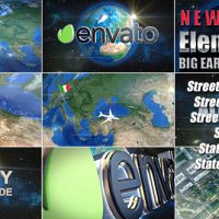 Videohive – Earth Zoom Pack 6989665