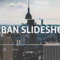 VIDEOHIVE URBAN DYNAMIC SLIDESHOW FREE DOWNLOAD