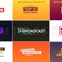 VIDEOHIVE TITLES 19620062 FREE DOWNLOAD
