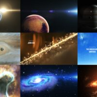 VIDEOHIVE SOLAR SYSTEM 3 ( THE OBSERVABLE UNIVERSE ) 8K