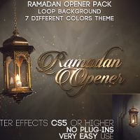 VIDEOHIVE RAMADAN OPENER PACK FREE DOWNLOAD