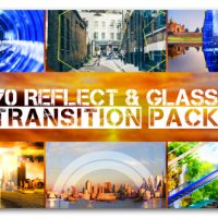 VIDEOHIVE TRANSITION PACK | REFLECT N GLASS