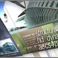 VIDEOHIVE STRUCTURE DYNAMIC HD CORPORATE