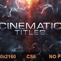 VIDEOHIVE CINEMATIC TITLES FREE DOWNLOAD