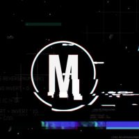 Glitch Logo Opener – After Effects