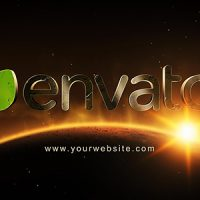VIDEOHIVE SPACE LOGO 2 FREE DOWNLOAD