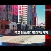 VIDEOHIVE FAST DINAMIC MODERN REEL