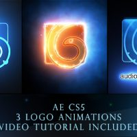 VIDEOHIVE CINEMATIC LIGHT LOGO REVEAL PACK