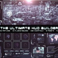 Videohive The Ultimate HUD Builder 10848371