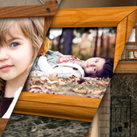 Videohive – Fireplace Warm Photo Memories 5875425 – Free Download