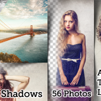 VIDEOHIVE FLEXIBLE SPLIT SCREEN 56 PHOTO SLIDESHOW