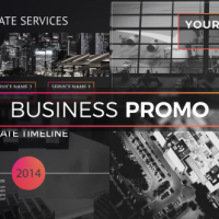 VIDEOHIVE BUSINESS PROMO FREE DOWNLOAD