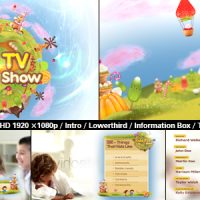 VIDEOHIVE KIDS TV SHOW PACK