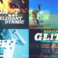 VIDEOHIVE GLITCH OPENER 19929942 FREE DOWNLOAD