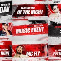 VIDEOHIVE MUSIC EVENT 3 // GRUNGE PROMO